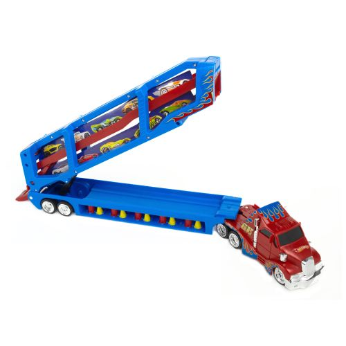 Mattel Hot Wheels Power Drop Transporter Assortment