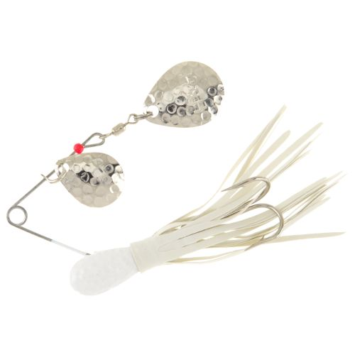 H&H Lure 3/8 oz Double Colorado Blade Spinnerbait