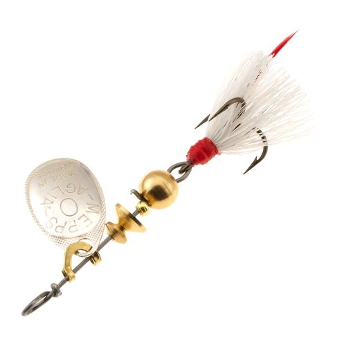 Mepps Aglia 1/12 oz Dressed Treble In-Line Spinner - view number 1