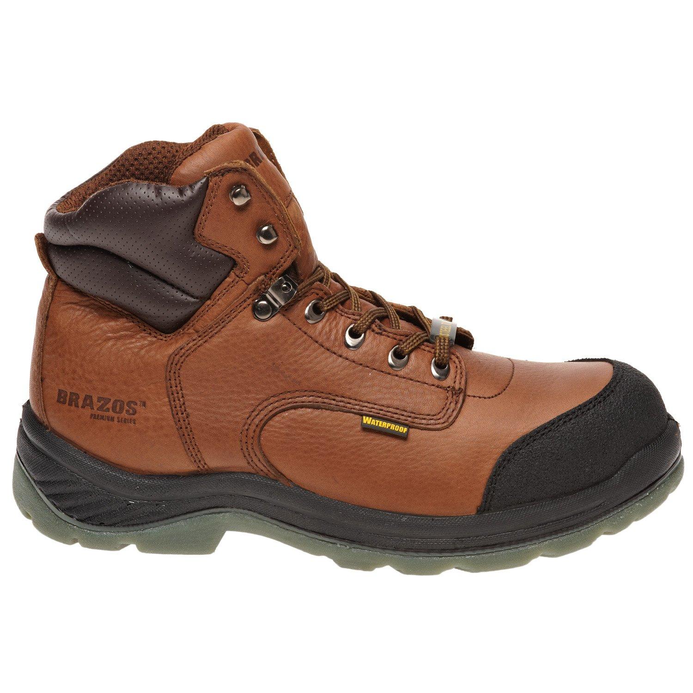 Brazos  Men s Premium Work Horse Work Boots