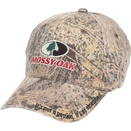 Outdoor Cap Adults' Mossy Oak® Brush Cap