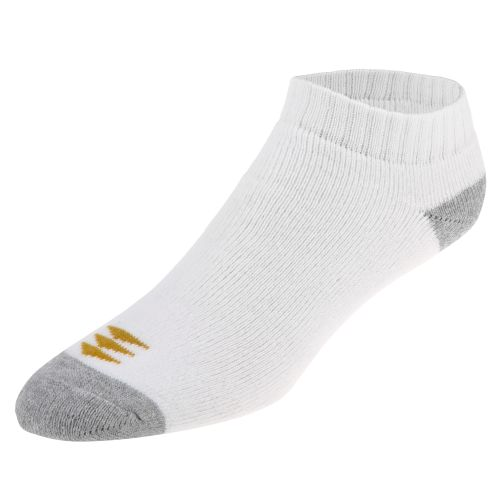 PowerSox Men's Low-Cut Socks 6-Pair