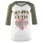 BCG™ Girls' Raglan Top