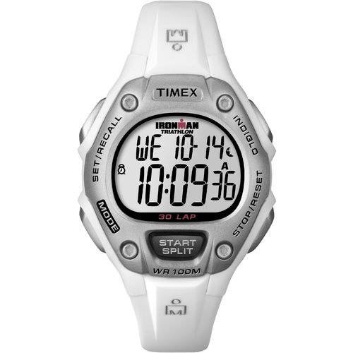 Timex Adults' Ironman Traditional 30-Lap Mid-Size Watch