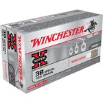 Winchester WinClean® .38 Special Jacketed Soft Point 125-Grain Centerfire Handgun Ammunition