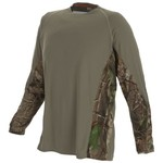 Magellan Outdoors™ Men's Long Sleeve Performance Crew Shirt