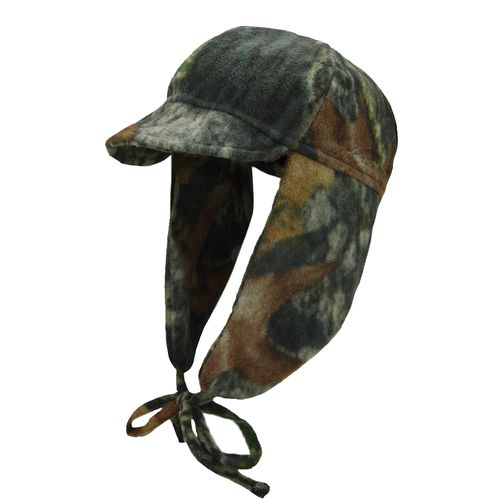 Hot Shot® Youth Reversible Fleece Hat with Earflaps