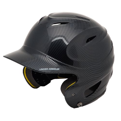 Under Armour Adults' Silver Tech Batting Helmet
