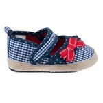 Rising Star Infant Girls' Espadrille Mary Jane Shoes