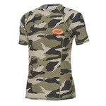O'rageous® Boys' Short Sleeve Camo Rash Guard