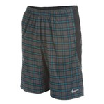 Nike Men's Gladiator Plaid Tennis Short