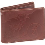 Browning Leather Embossed Wallet