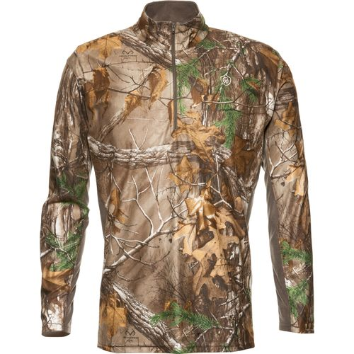 Image for Game Winner® Men's Realtree Xtra® 1/4 Zip Pullover from Academy