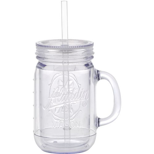 Aladdin 20 oz. Insulated Mason Jar