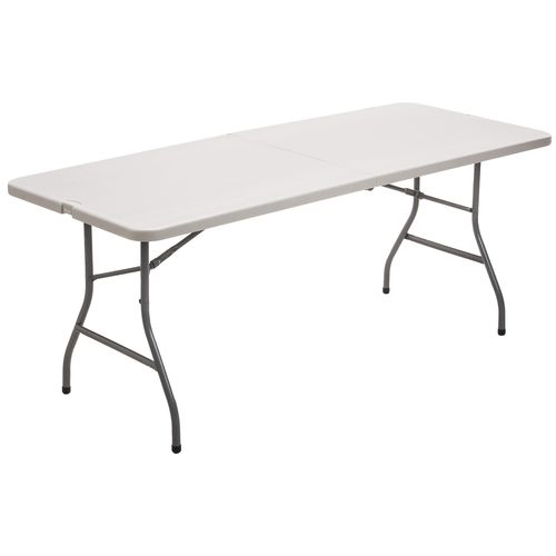 Image for Academy Sports + Outdoors™ 6-Ft. Half-Folding Table from Academy