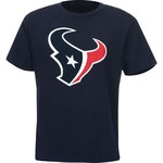 NFL Toddler Boys' Houston Texans Team Logo Short Sleeve T-shirt