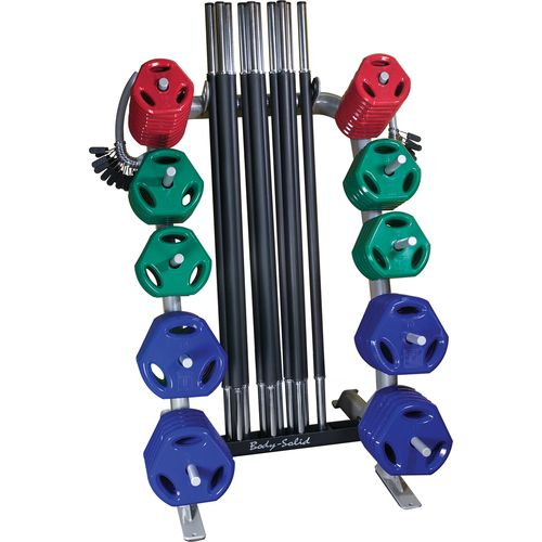 Body-Solid Cardio Barbell Set