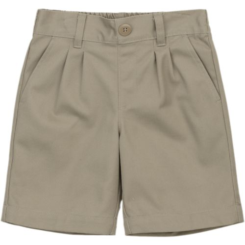 Austin Trading Co. Toddler Boys' Pleated Twill Uniform Short