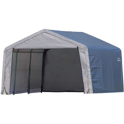 ShelterLogic 8' x 12' x 12' Shed-in-a-Box® - view number 1