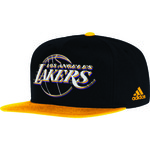 adidas Men's Los Angeles Lakers Snapback Cap