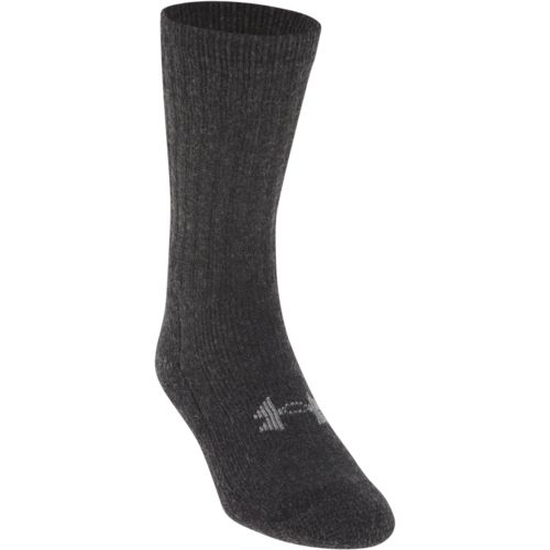 Under Armour Adults' ColdGear Boot Crew Socks