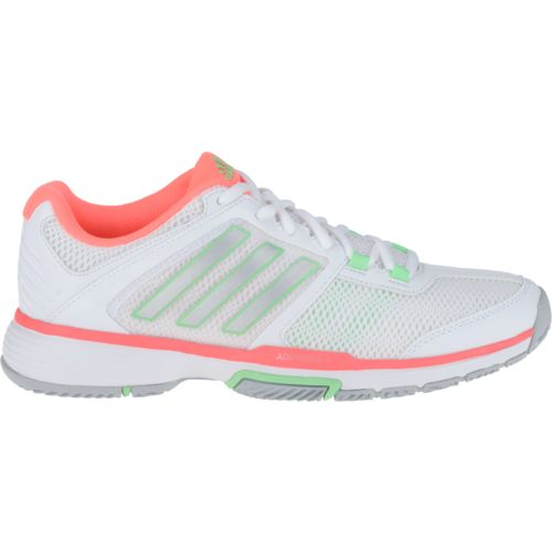 Select from tennis shoes for men, women and youth players. Stay one step ahead with shoes designed with a lightweight construction that supports your foot but never weighs you down. Find footwear from the best brands in the game, like adidas®, Nike®, and Prince®. The right tennis shoe endures the rigors of .
