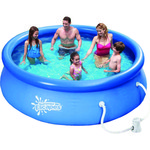 "Summer Escapes Quick Set® 10' x 30"" Round Pool"