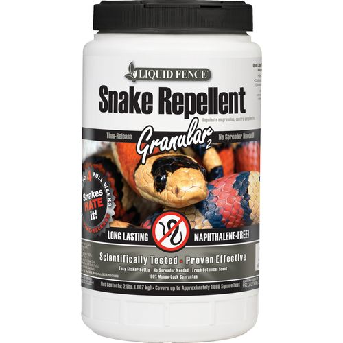Liquid Fence 2 lb. Snake Repellant Granules