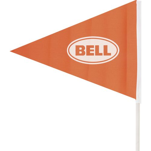 Bell Flagger Safety Flag