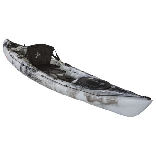 Pelican icon 120 kayak review related keywords pelican for Fishing kayak academy
