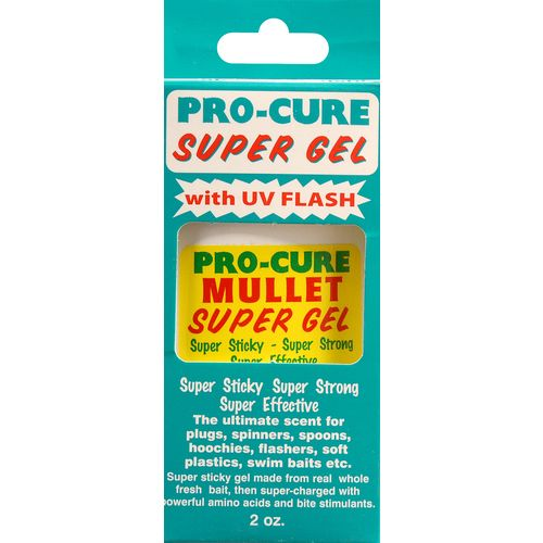 Pro Cure 2 oz Super Gel Bait Scent
