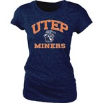 Blue 84 Juniors' University of Texas at El Paso Triblend T-shirt