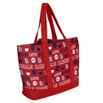 Forever Collectibles™ Women's St. Louis Cardinals 2014 Mural Love Tote Bag