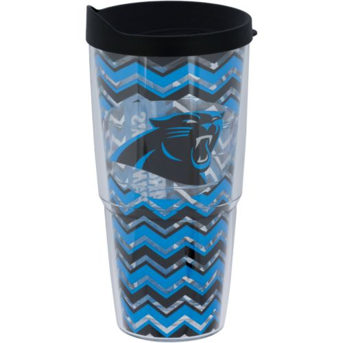 Tervis Carolina Panthers Chevron 24 oz. Tumbler with Lid