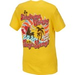 New World Graphics Women's University of Oklahoma Sunshine T-shirt