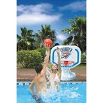 Poolmaster® Oklahoma City Thunder Competition Style Poolside Basketball Game - view number 2