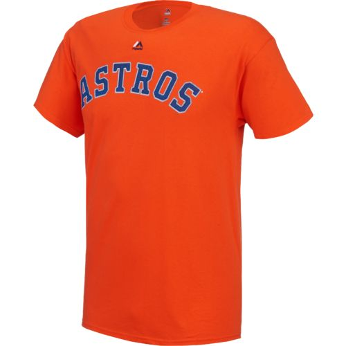 Majestic Men's Houston Astros Dallas Keuchel #60 T-shirt - view number 2