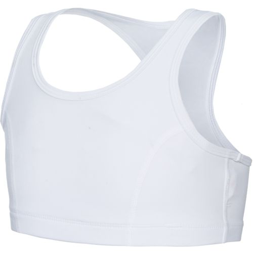 BCG Girls' Solid Sports Bra