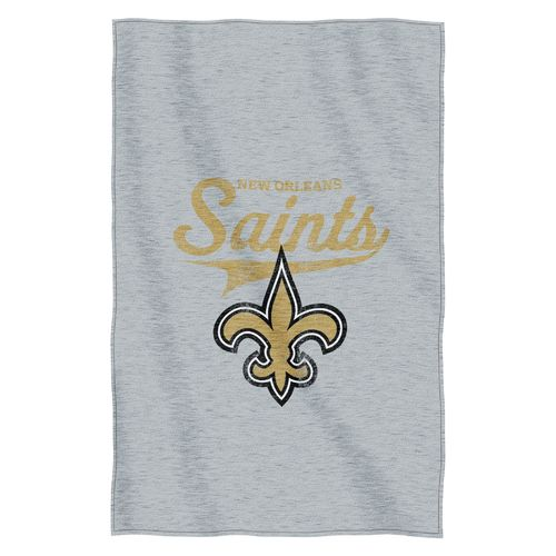 The Northwest Company New Orleans Saints Sweatshirt Throw