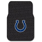 The Northwest Company Indianapolis Colts Front Car Floor Mats 2-Pack - view number 1