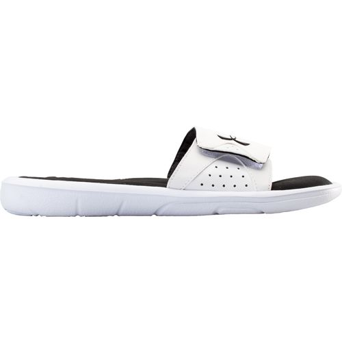 Display product reviews for Under Armour Men's Ignite IV Slides