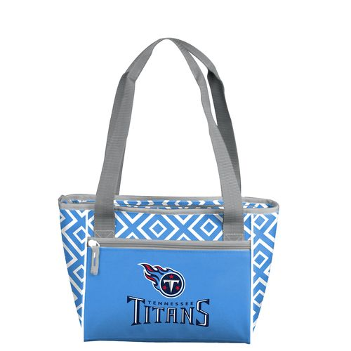 Logo™ Tennessee Titans Double Diamond Cooler Tote