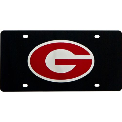 Stockdale University of Georgia License Plate - view number 1