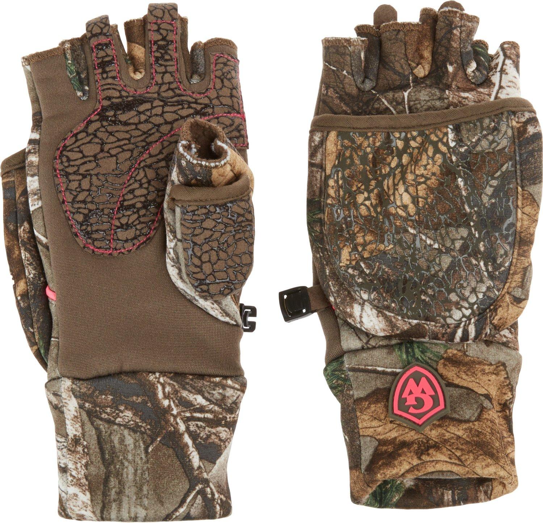 Game Winner® Women's Heavyweight Pop Top Gloves