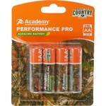 Academy Sports + Outdoors Performance Pro Mossy Oak AA Alkaline Batteries 8-Pack - view number 1