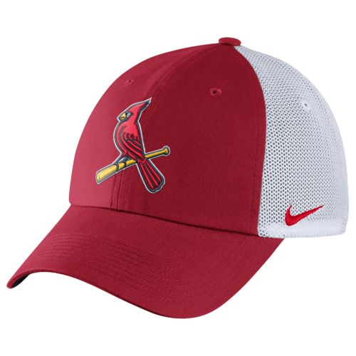 Nike™ Adults' St. Louis Cardinals Heritage86 Dri-FIT Mix Cap