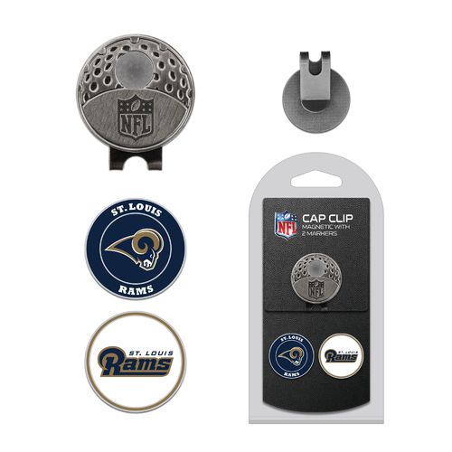 Team Golf St. Louis Rams Marker Cap Clip