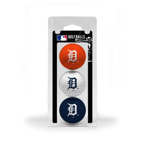 Team Golf Detroit Tigers Golf Balls 3-Pack - view number 1
