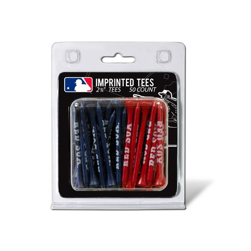 Team Golf Boston Red Sox Golf Tees 50-Pack - view number 1