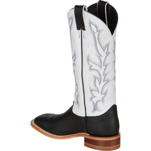 Justin Women's Bent Rail Burnished Calf Western Boots - view number 3